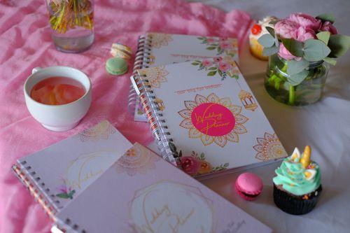 wedding planner diary